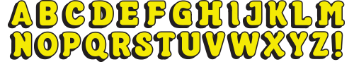 typeface-alphabet